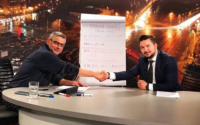 O nouă provocare în cadrul emisiunii Nașul TV